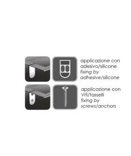 Accessori Bagno Capannoli Vendita Line.Capannoli Accessori E Complementi Bagno Vendita Online Serie Flat