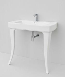 Consolle sospesa / appoggio 91,5x48 JAZZ lavabo