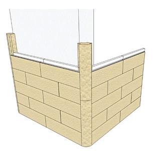 cappotto termico edilizia