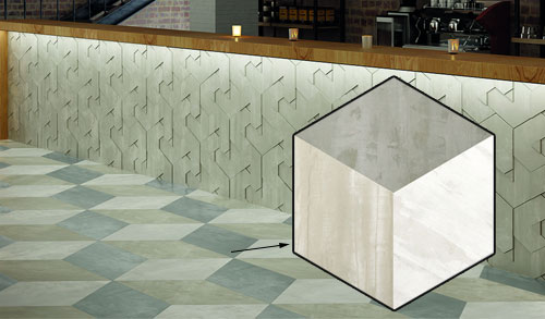 Architectural design Rivestimenti tecnici